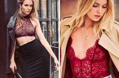 """Victoria's Secret Tried To Sell Lingerie As """"Outside Wear"""" And People Are Mad"""