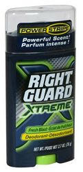 Right Guard Coupons = Xtreme Deodoarant $1.24 at CVS!