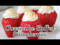 These no-bake strawberry cheesecake bites might just change your life | Hot Topics TV - Pop Culture News