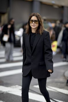 Photo of All the Best Street Style Looks We Saw At New York Fashion Week Street Style 2018, New York Fashion Week Street Style, Autumn Street Style, Cool Street Fashion, Street Style Looks, New York Fashion Week 2018, Christine Centenera, Mode Hippie, Bella Hadid Outfits