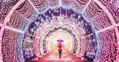 Moscow City Looked Like A Fairytale During Orthodox Christmas   Bored Panda