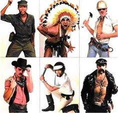 Throwback Thursday The Village People, my favorite group of the Disco Era, and David Hodo, my favorite singer from that group. Biker Costume, My Favorite Music, My Favorite Things, Disco Funk, Village People, Mindy Kaling, Richard Madden, Nostalgia, Zentangle Drawings