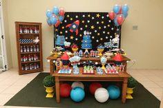 Space Astronaut Birthday Birthday Party Ideas | Photo 27 of 27