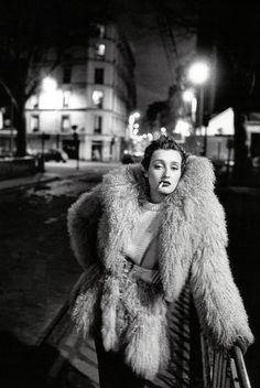 Photos PETER LINDBERGH  Marie-Sophie Wilson - Paris - 1989
