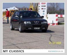 1991 ALFA ROMEO ALFA 33 S 16V P4  classic car