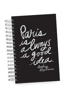 words of wisdom notebook