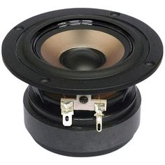 The Tang Band is characterized by extended, very smooth frequency response. Its powerful ceramic magnet system and underhung voice coil contribute . Small Subwoofer, Submarine For Sale, Diy Amplifier, High Quality Speakers, Sound Speaker, Rockford Fosgate, Home Speakers, Audio Equipment, Audiophile