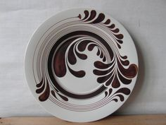RARE  Bjørn Wiinblad  HUGE plate / wall hanging  by danishmood, kr1350.00
