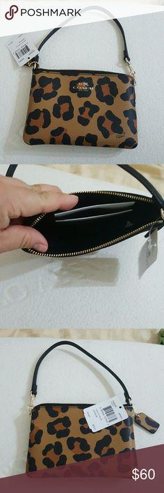 Coach Wristlet Brand new Coach Bags Clutches & Wristlets
