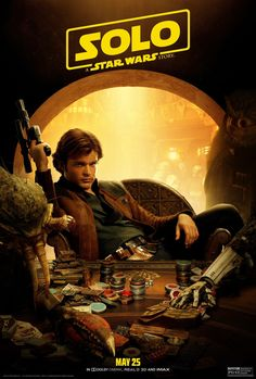 He is not ever going to be a good Han Solo Harrison Ford is the best you will ever get