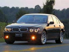 "german-cars-after-1945: "" 2002 BMW 745i www.german-cars-after-1945.tumblr.com…"