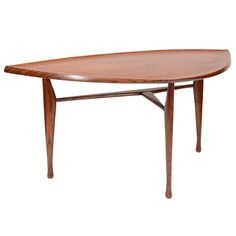 Shop coffee and cocktail tables and other modern, antique and vintage tables from the world's best furniture dealers. Table 19, Leaf Table, Vintage Coffee, Vintage Table, Mid Century Furniture, Cocktail Tables, Cool Furniture, Coffee Shop, Mid-century Modern