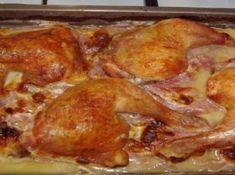 NEODOLATELNÉ kuře na šunce: Po tomto jídle si bude celá vaše rodina olizovat prsty! Ham, Pork, Food And Drink, Chicken, Cookies, Health, Low Carb, Recipes, Meat