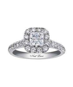 Neil Lane Princess Diamond Engagement Ring for Kay Jewelers