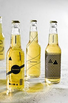 Thorsteinn Beer Brand on the Behance Network    Wonder how the beer tastes...