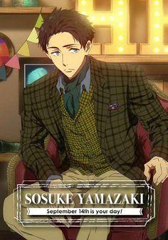 Free!! Sousuke yamazaki