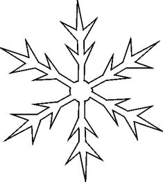 fuel your creativity with this collection of free stencil designs snowflake stencilsnowflake templatesnowflake