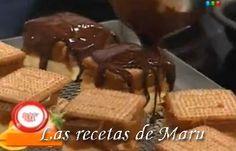 Las recetas de Maru Botana: Sandwich helado Sandwiches, Empanadas, Chocolate, Waffles, Cupcakes, Breakfast, Desserts, Food, Salads