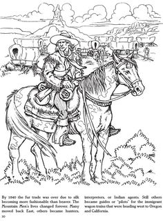 OldFashioned Farm Life Coloring Book Nieenth Century