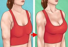 Chest Workout: 9 simple Moves for beautiful arms and firm breasts
