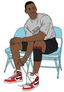 Doubleday & Cartwright: 50 Moments in the Life Of Michael Jordan Basketball Posters, Basketball Art, Jordan Spike, Jordan 23, Chicago Bulls, Kyrie Irving 2, Sophia Chang, Michael Jordan Pictures, Jeffrey Jordan