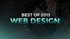 35+ of the Best Web Designs of 2013