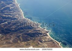 Aerial photo of Laguna Beach California and the Orange County coast. by trekandshoot, via ShutterStock
