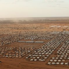 "Brendan Bannon's images of Dadaab, Kenya are featured in the MoMA's ongoing group exhibition, ""Insecurities: Tracing Displacement and Shelter. Dadaab Refugee Camp, Refugee Crisis, Camping 101, Outdoor Camping, Camping Store, Camping Outdoors, Moma, Somali Refugees, New York Museums"