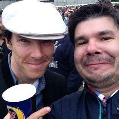 Benedict Cumberbatch and...?