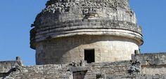 Observatory Chichén Itzá. Cancuncare.com