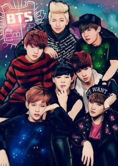 I love it!!!! BTS forever!!!