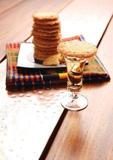 Cape Malay Karamonk Biscuit Recipe