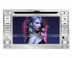 Android DVD Player GPS Navigation 3G Wifi USB SD for Hyundai i20