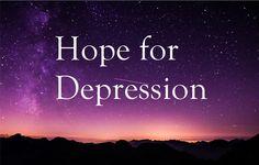 Hope for Depression - Tamara Ljubisic