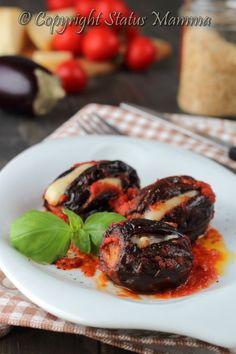 Melanzane buttunate ricetta delle melanzane abbottonate al forno