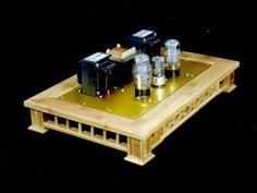 SR-71 HiFi Single Ended Tube Amplifier Kit