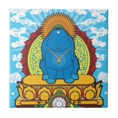 BUDDHA BUN TILE