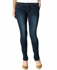 Levi's juniors jeans skinny destroyed
