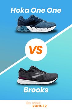 Hoka One One and Brooks are both amazing brands, but they have key differences. In this article, we compare Hoka vs Brooks to see which is right for you. Brooks Running Shoes, Running Shoe Brands, Best Running Shoes, Running Gear, Trail Running Shoes, Minimal Shoes, Marathon Running, T Shirt And Shorts, Workout Gear