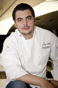 Chef carioca foi o único brasileiro selecionado para o Chef-s table - http://epoca.globo.com/colunas-e-blogs/bruno-astuto/noticia/2014/02/chef-carioca-foi-o-unico-brasileiro-selecionado-para-o-bchef-s-tableb.html (Foto: Amanda Antunes)