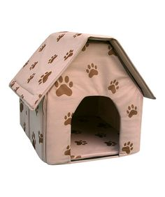 Take a look at this Portable Pet House by Etna Products on #zulily today!