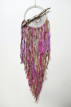Dreamcatcher/Wall by LunaSageDesigns on Etsy
