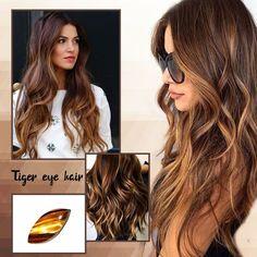 Tiger Eye Hair: Το νέο trend που θα σε κάνει να κλείσεις αμέσως ραντεβού στο κομμωτήριο!