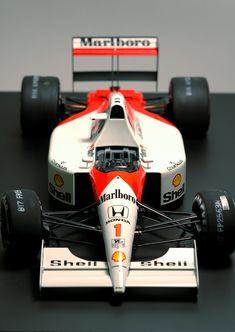 1991 McLaren MP4/6 TAMIYA 1/12