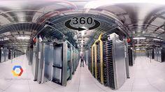 Google Data Center 360° Tour