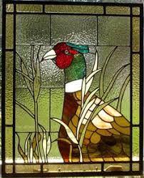 """Résultat de recherche d'images pour """"pheasant stained glass"""""""