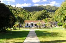 View images of Furneaux Lodge, located along Queen Charlotte Track in the natural setting of New Zealand's Marlborough Sounds. Marlborough New Zealand, Marlborough Sounds, View Image, Outdoor Living, Dolores Park, Photo Galleries, Road Trip, Charlotte, How To Memorize Things