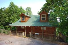 Harmony Vacation Cabin Rental in Pigeon Forge and Gatlinburg Tennessee