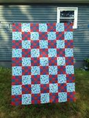 Another quilt for the Joe Thurston Family from Beth!