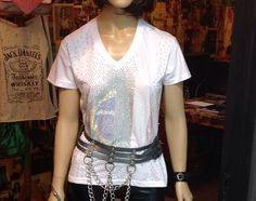 Camiseta em hotfix com mais de12.000 pedras para brilhar torcendo para o Brasil. Brasil/Italia Preta ou Branca. Tamanhos P,M,G R$ 89,90